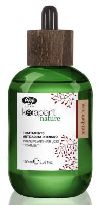 Интенсивный лосьон против выпадения волос-Keraplant Nature Intensive Anti-Hair Loss Treatment 100мл