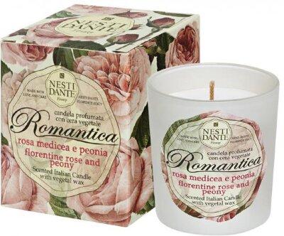 ND Свеча Florentine Rose & Peony / Флорентийская роза и пион  160 гр