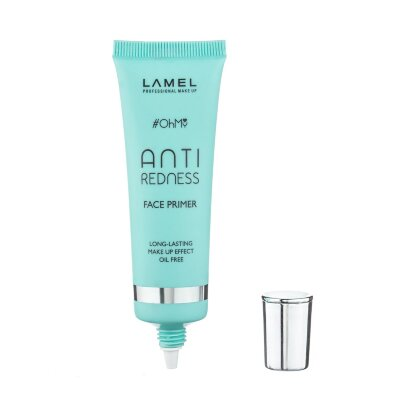 Lamel professional Праймер для лица OhMy Anti-Redness Primer №402
