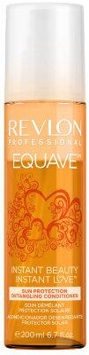 Несмываемый кондиционер для защиты волос от солнца Revlon Professional Equave IB Sun Protection Detangling Conditioner 200мл