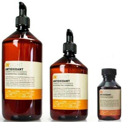 Шампунь антиоксидант для перегруженных волос 400 мл ANTIOXIDANT