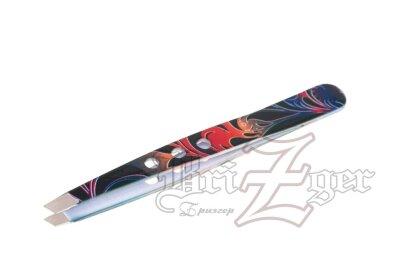 BRZ Пинцет ВСТ-116 цветной