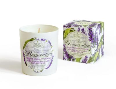 ND Свеча Wild Tuscan Lavender & Verbena / Дикая тосканская лаванда и вербена  160 гр