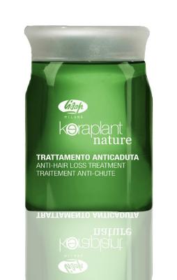 Лосьон против выпадения волос - Keraplant Nature Anti-Hair Loss Treatment 6*8 мл