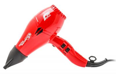 Фен PARLUX ADVANCE LIGHT Ionic Ceramic 2200W красный