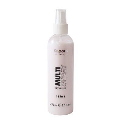 """Мультиспрей для укладки волос 18 в 1 «Multi Spray» серии """"Styling"""", 250мл"""
