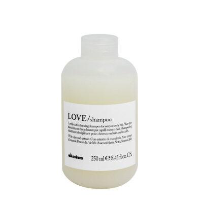 DVNS Ess LOVE CURL шампунь для усиления завитка 250ml