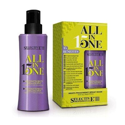 "ALL IN ONE"" Маска-спрей 15 в 1  для всех типов волос 150 мл"
