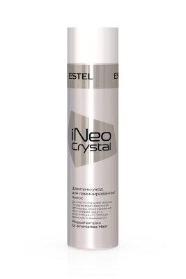 CR/HS Шампунь-уход для ламинированных волос ESTEL iNeo-Crystal, 250 мл
