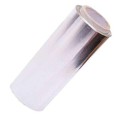 Фольга парикмахерская 100м серебро