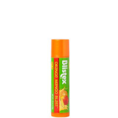 "Blistex бальзам для губ с ароматом ""Апельсин-Манго"" SPF 15 | Blistex Orange Mango Blast SPF 15"