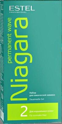 NN/2 Набор для химической завивки Niagara для нормальных волос 2*100 мл