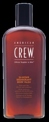 AmCrew 24HR DEODORANT BODY WASH Гель для душа дезодорирующий 450мл