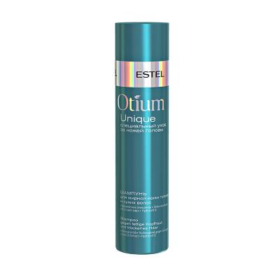 Est OTIUM Unique Шампунь для жирной кожи головы и сухих волос 250мл