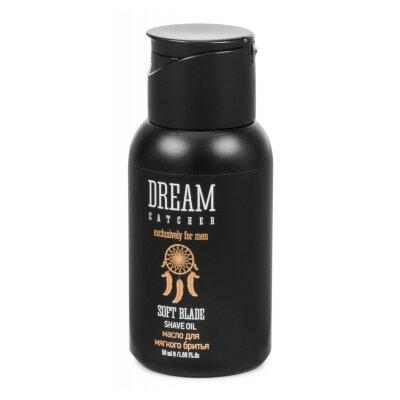 DREAM CATCHER SOFT BLADE SHAVE OIL Масло pre-shave для мягкого бритья 125мл