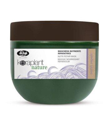 Питательная восстанавливающая маска для волос - Keraplant Nature Nutri Repair Mask 50 мл