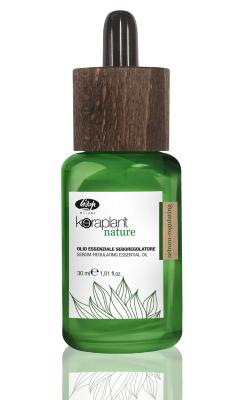 Себорегулирующее эфирное масло - Keraplant Nature Sebum-Regulating Essential Oil 30мл
