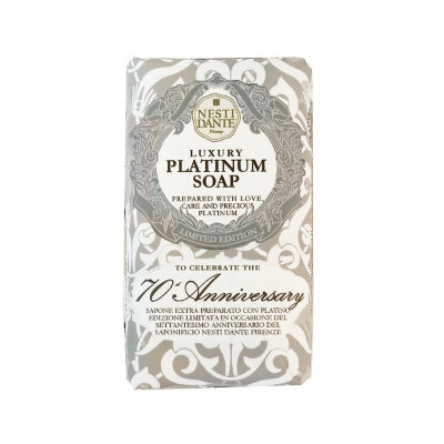 ND Мыло Platinum Soap / Юбилейное платиновое 250 гр