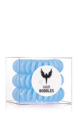 "Hair Bobbles резинка для волос в цвете ""Голубой""   Hair Bobbles Light Blue"