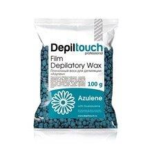 Пленочный воск Depiltouch «Azulene» с азуленом 100 гр