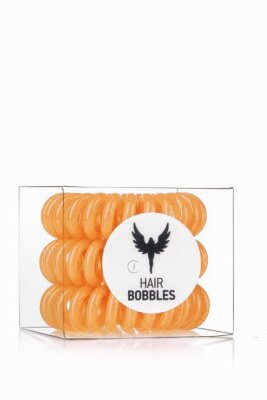 "Hair Bobbles резинка для волос в цвете ""Оранжевый""   Hair Bobbles Orange"