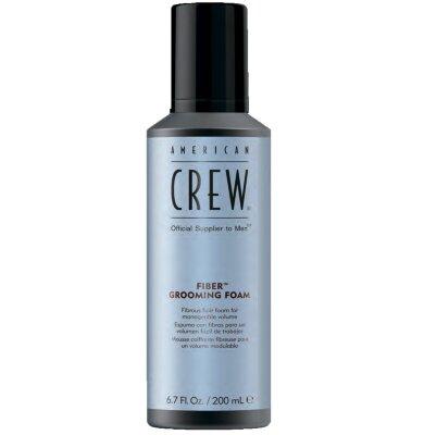 AmCrew FIBER GROOMING FOAM Пена для укладки волос 200мл