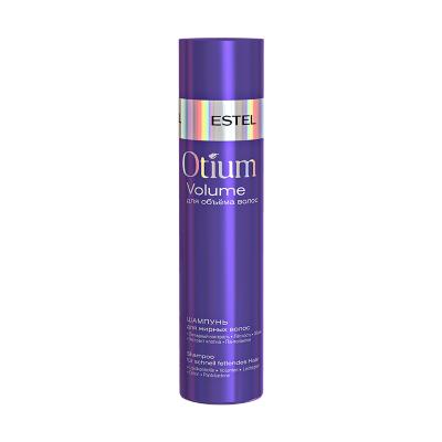 Est OTIUM Volume Легкий шампунь для объема жирных волос, 250 мл