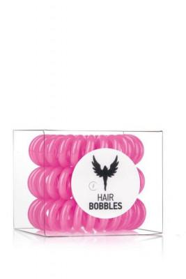 "Hair Bobbles резинка для волос в цвете ""Розовый""   Hair Bobbles Pink"