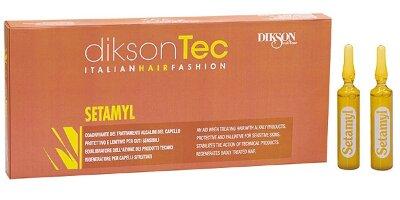 SETAMYL Ампульное средство при любой щелочной обработке волос 12х12мл