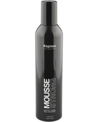 Мусс для укладки волос сильной фиксации 400мл «Mousse Strong»
