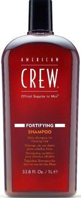 AmCrew FORTIFYING SHAMPOO Укрепляющий шампунь для тонких волос 1000мл