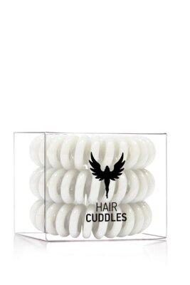 "Hair Bobbles резинка для волос в цвете ""Жемчужно-белый""   Hair Bobbles White Pearl"