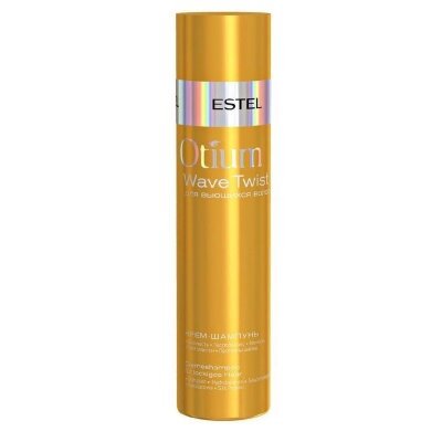 Est OTIUM Twist  Шампунь-Крем для вьющихся волос 250мл OT.5