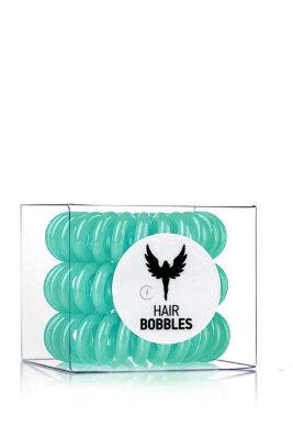 "Hair Bobbles резинка для волос в цвете ""Изумрудный""   Hair Bobbles Turquoise"