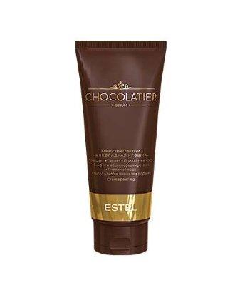"""Estel Крем-скраб для тела """"Шоколадная крошка""""  ESTEL CHOCOLATIER, 200 мл"""