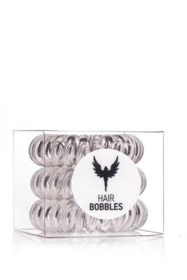 "Hair Bobbles резинка для волос в цвете ""Прозрачный""   Hair Bobbles Clear"