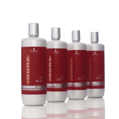Igora Royal Лосьон-окислитель  3% 60мл