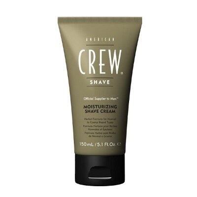 AmCrew Крем увлажняющий для бритья Moisturizing Shave Cream 150 мл