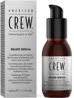 AmCrew Сыворотка Beard Serum АС для бороды 50мл