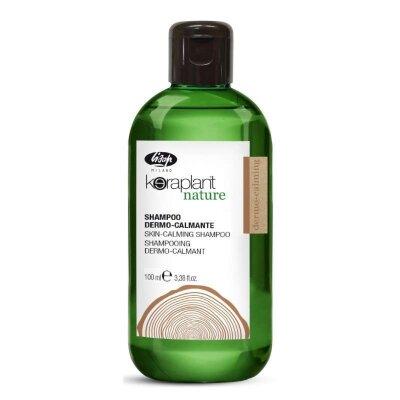 Успокаивающий шампунь для чувствительной кожи головы - Keraplant Nature Skin-Calming Shampoo 100мл