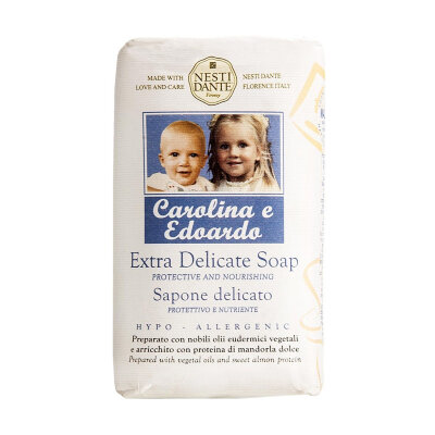 ND Мыло Extra delicate Carolina & Edoardo / Деликатное Каролина & Эдуардо 250 гр