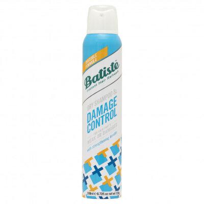 БАТИСТ Сухой шампунь Batiste DAMAGE CONTROL для слабых или поврежденных волос 200 мл