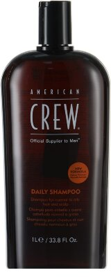 AmCrew Шампунь для ежедневного ухода Classic Daily Shampoo 1000 мл