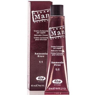 3 темно-каштановый Man 60 мл