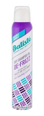 БАТИСТ Сухой шампунь Batiste DE-FRIZZ для непослушных и вьющихся волос 200 мл