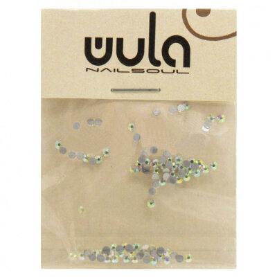 Wula nailsoul Стразы для ногтей 100 шт, голографические (мелкие)