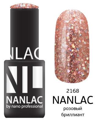 NL 2168 розовый бриллиант 6 мл