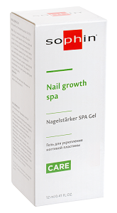 Nail Growth Spa-Гель для укрепления ногтевой пластины, 12 мл