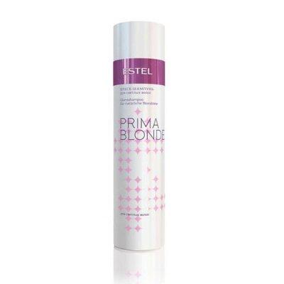 Est OTIUM Блеск-шампунь для светлых волос Estel PRIMA BLONDE, 250 мл