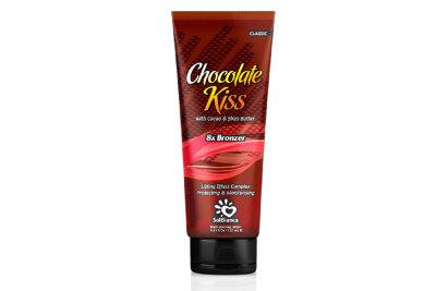 "Крем для загара в солярии ""Chocolate Kiss"" с маслом какао, маслом Ши и бронзаторами""8"" 125 мл"